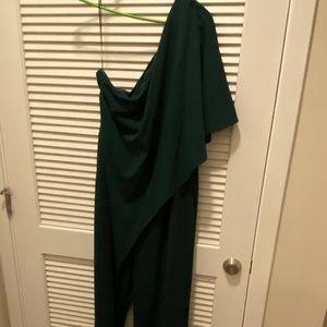 Emerald Jumpsuit